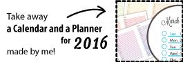 2016 vertical calendar